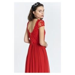 Maru Atelier Vestido Cenicienta Rojo