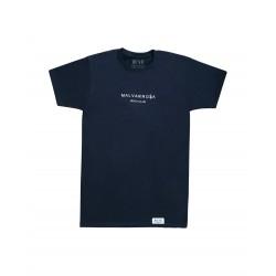 Camiseta Malvarrosa Beach Club Dollar Navy, a la venta en El Miracle tienda Valencia.