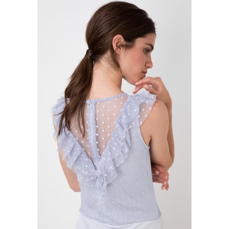 Body Carmen Azul de Maru Atelier a la venta en Tienda El Miracle, Valencia