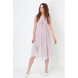 Vestido Luisa lila Maru Atelier  a la venta en El Miracle Tienda Valencia