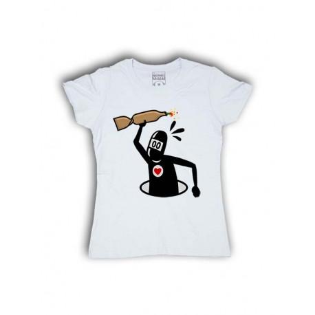 Camiseta Masclet - Petardo para chica de de David de Limón a la venta en El miracle tienda en Valencia