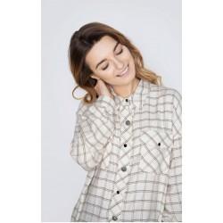 Blusa Lily Crudo de Maggie Sweet a la venta en Tienda El Miracle, Valencia. Comprar on line.