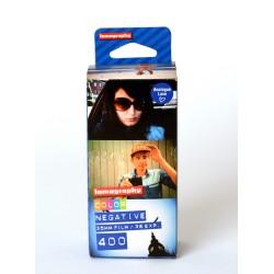 Carrete de 35mm ISO 400 de Lomography. Pack de 3 unidades de 36 exposiciones cada una. Tienda fotografia Valencia.