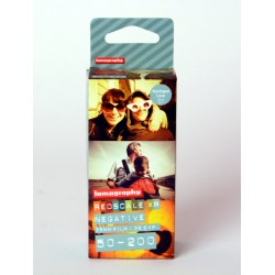 Lomography Redscale 50 -...
