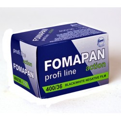 35mm Blanco y Negro Fomapan...