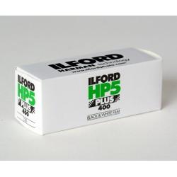 Rollo Ilford de 120mm negativo, en blanco y negro de 400 iso a la venta en tienda El Miracle de Valencia.