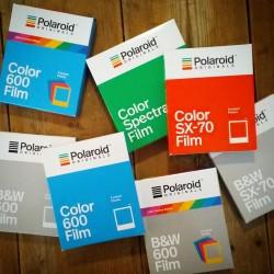 Cartucho de fotografía instantánea Polaroid Originals para las cámaras vintage de la serie 600 Tienda en Valencia