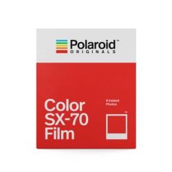 Cartucho de fotografía instantánea Polaroid Originals para las cámaras vintage de la serie sx70 Tienda en Valencia