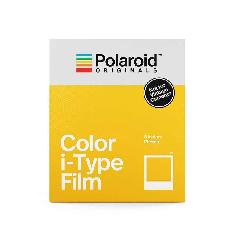 Cartucho de fotografía instantánea Polaroid Originals para las cámaras nuevas de la serie i-type Tienda en Valencia