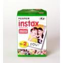 Cartucho de fotografía instantánea Instax Mini para cámaras Fujifilm Tienda en Valencia