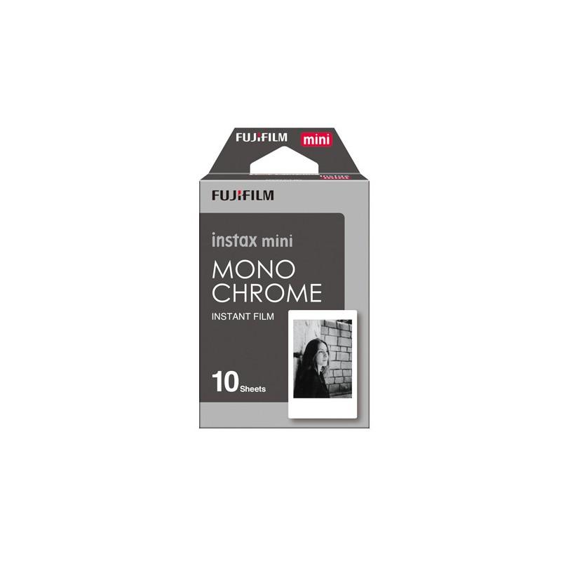 Cartucho de fotografía instantánea Instax Mini Blanco y negro para cámaras Fujifilm Tienda en Valencia