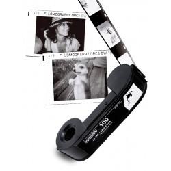 Carrete Orca Blanco y Negro de 110mm ISO 200 de Lomography 24 exposiciones Tienda fotografia Valencia.
