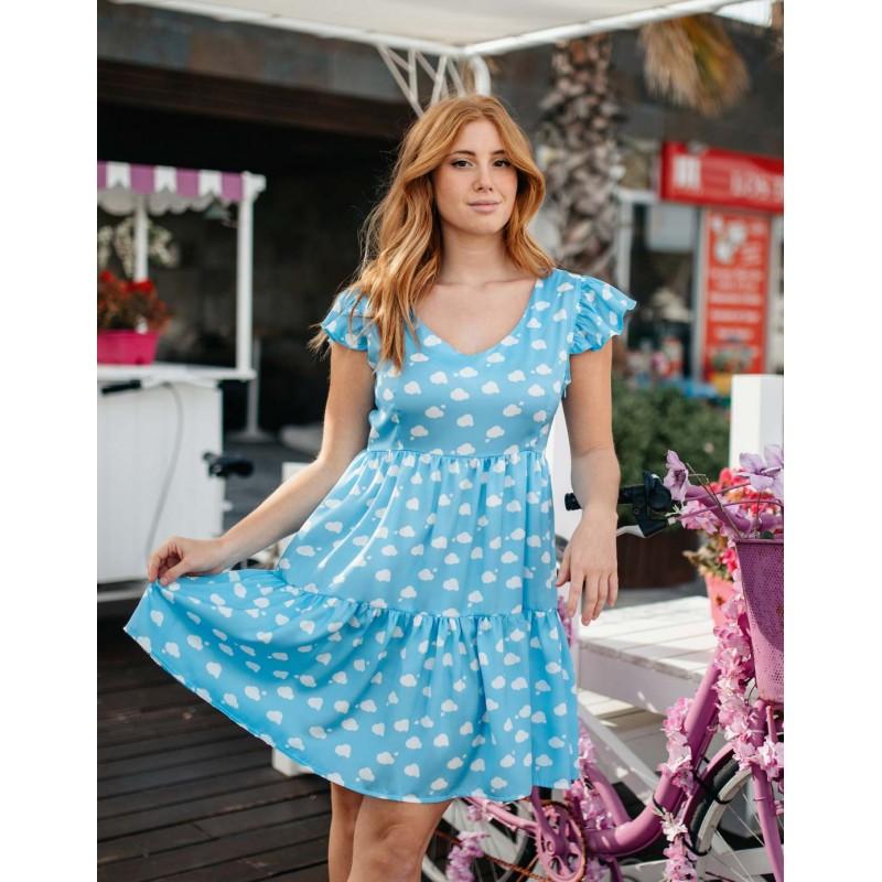 Vestido de Nubes Bonica In Love, a la venta en El Miracle ,  tienda boutique en Valencia.
