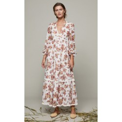 Vestido Flora de Maggie Sweet, a la venta en El Miracle tienda boutique mujer en Valencia. Comprar on line.