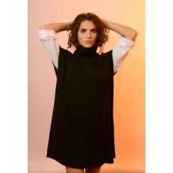 Vestido oversize manga corta, a  la venta en El Miracle , tienda boutique en Valencia