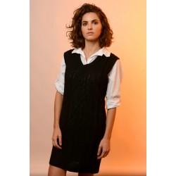 Vestido oversize sin mangas, a  la venta en El Miracle , tienda boutique en Valencia