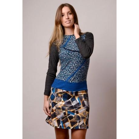 Vestido handmade modelo Verona de Copernia , a la venta en El Miracle, tienda boutique en Valencia.