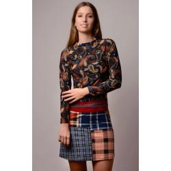 Vestido handmade modelo Atenea de Copernia , a la venta en El Miracle, tienda boutique en Valencia.
