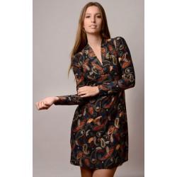 Vestido handmade modelo Sophie de Copernia , a la venta en El Miracle, tienda boutique en Valencia.